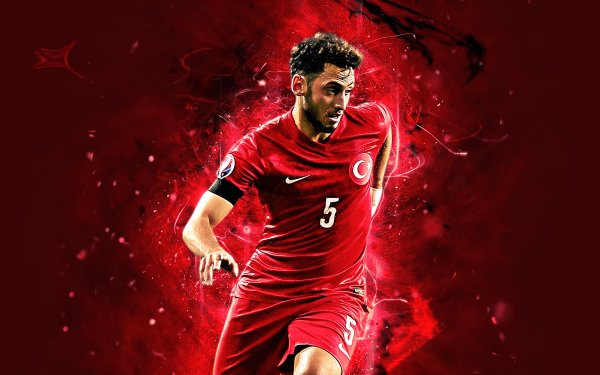 Sports Hakan Çalhanoğlu Soccer Player Turkish HD Wallpaper   Background Image