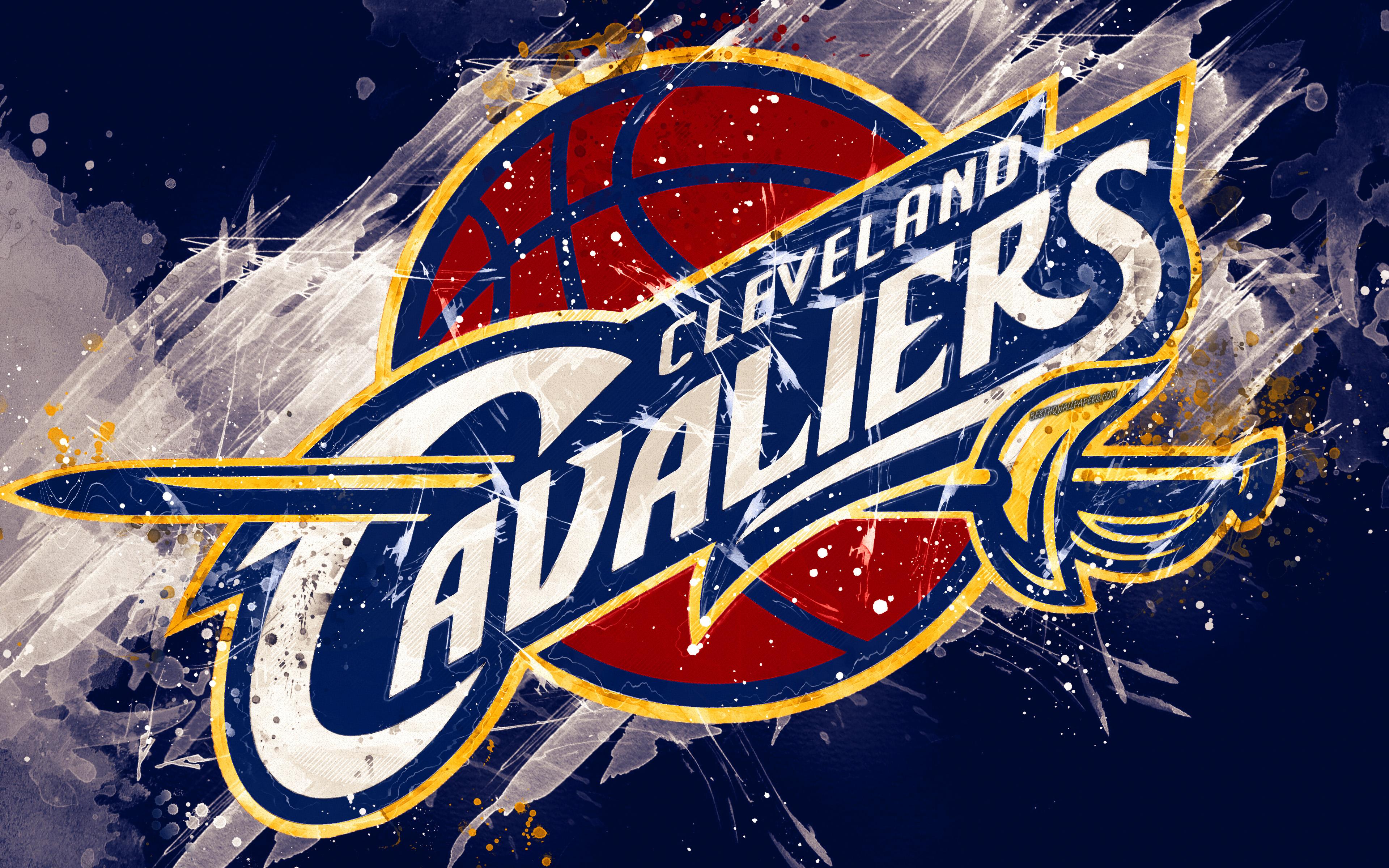 Cleveland Cavaliers Logo 4k Ultra HD