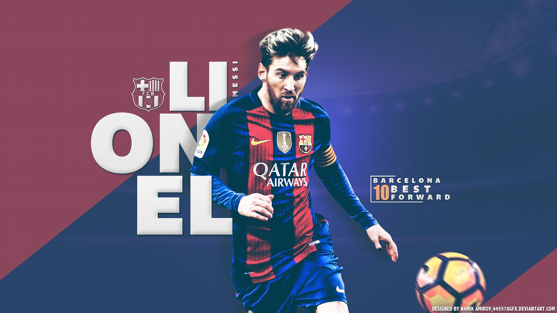 Lionel Messi Barcelona Hd Wallpaper Background Image 1920x1080 Id 971814 Wallpaper Abyss