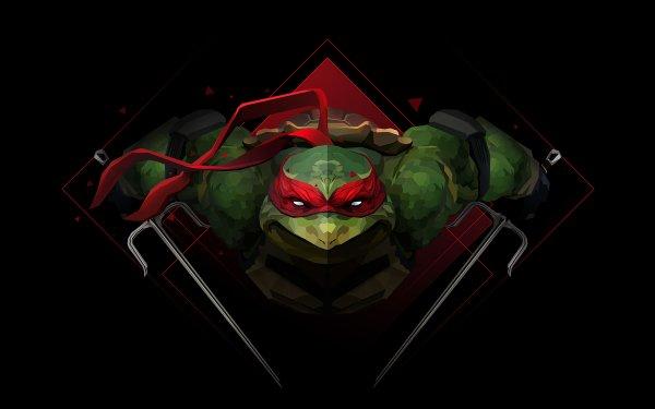 Comics Teenage Mutant Ninja Turtles TMNT Raphael HD Wallpaper | Background Image