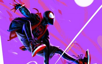 183 4k Ultra Hd Spider Man Into The Spider Verse Wallpapers Background Images Wallpaper Abyss