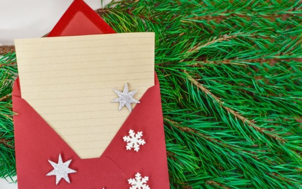 Holiday Christmas Notebook Star Snowflake HD Wallpaper   Background Image