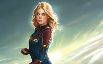 69 Captain Marvel Hd Wallpapers Background Images Wallpaper Abyss Page 2