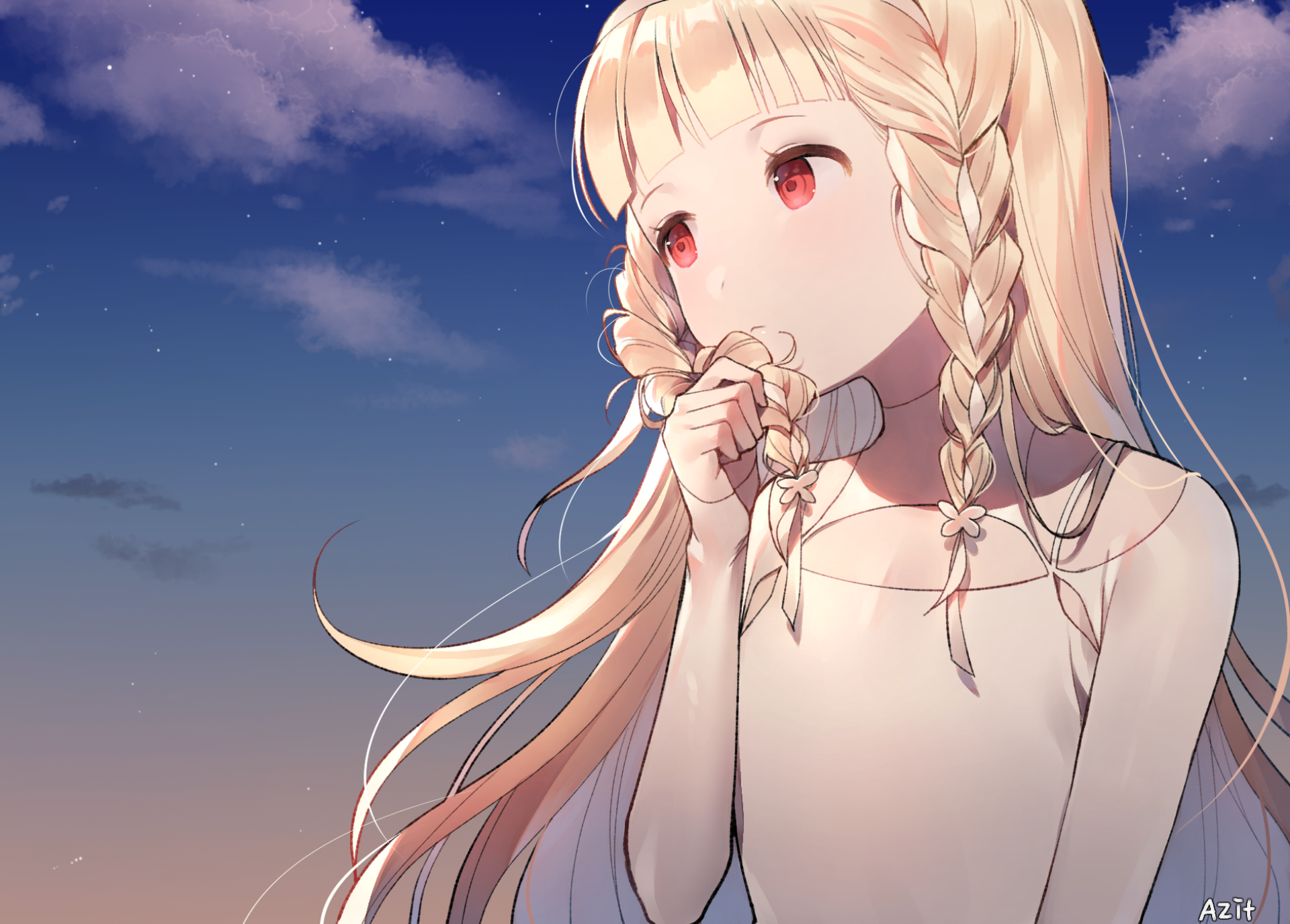 Maquia When The Promised Flower Blooms Hd Wallpaper Background Image 1920x1375 Id 975474 Wallpaper Abyss