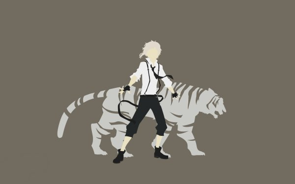 Anime Bungou Stray Dogs Atsushi Nakajima HD Wallpaper | Background Image