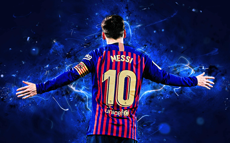 Lionel Andrés Messi Cuccittini HD Wallpaper | Background ...