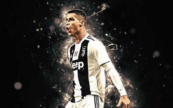 Sports Cristiano Ronaldo Soccer Player Portuguese Juventus F.C. HD Wallpaper | Background Image