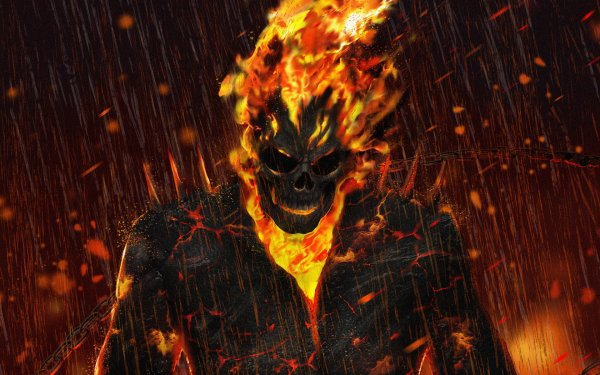 Comics Ghost Rider HD Wallpaper   Background Image