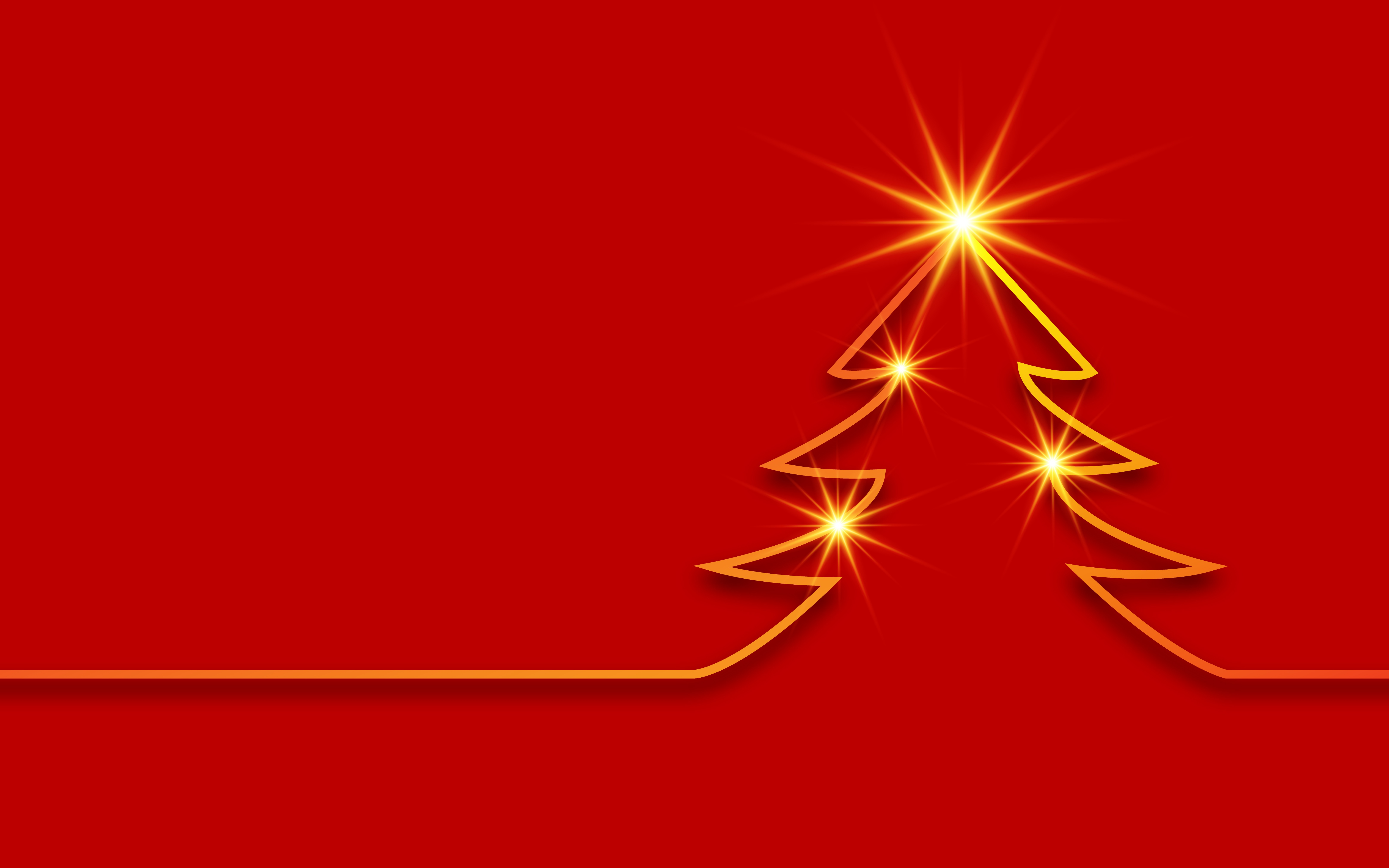 Navidad 5k Retina Ultra Fondo de pantalla HD   Fondo de ...