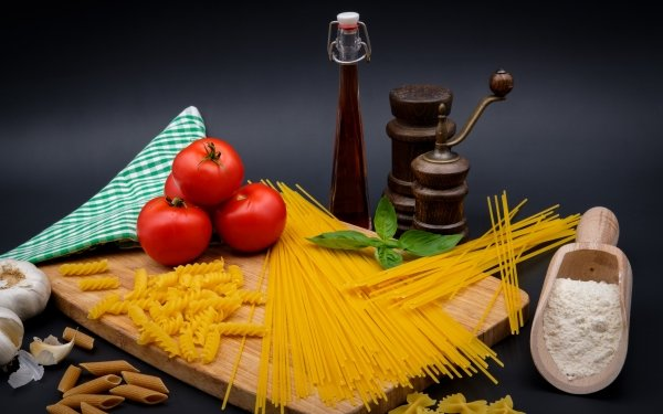 Food Pasta Still Life Spaghetti HD Wallpaper   Background Image