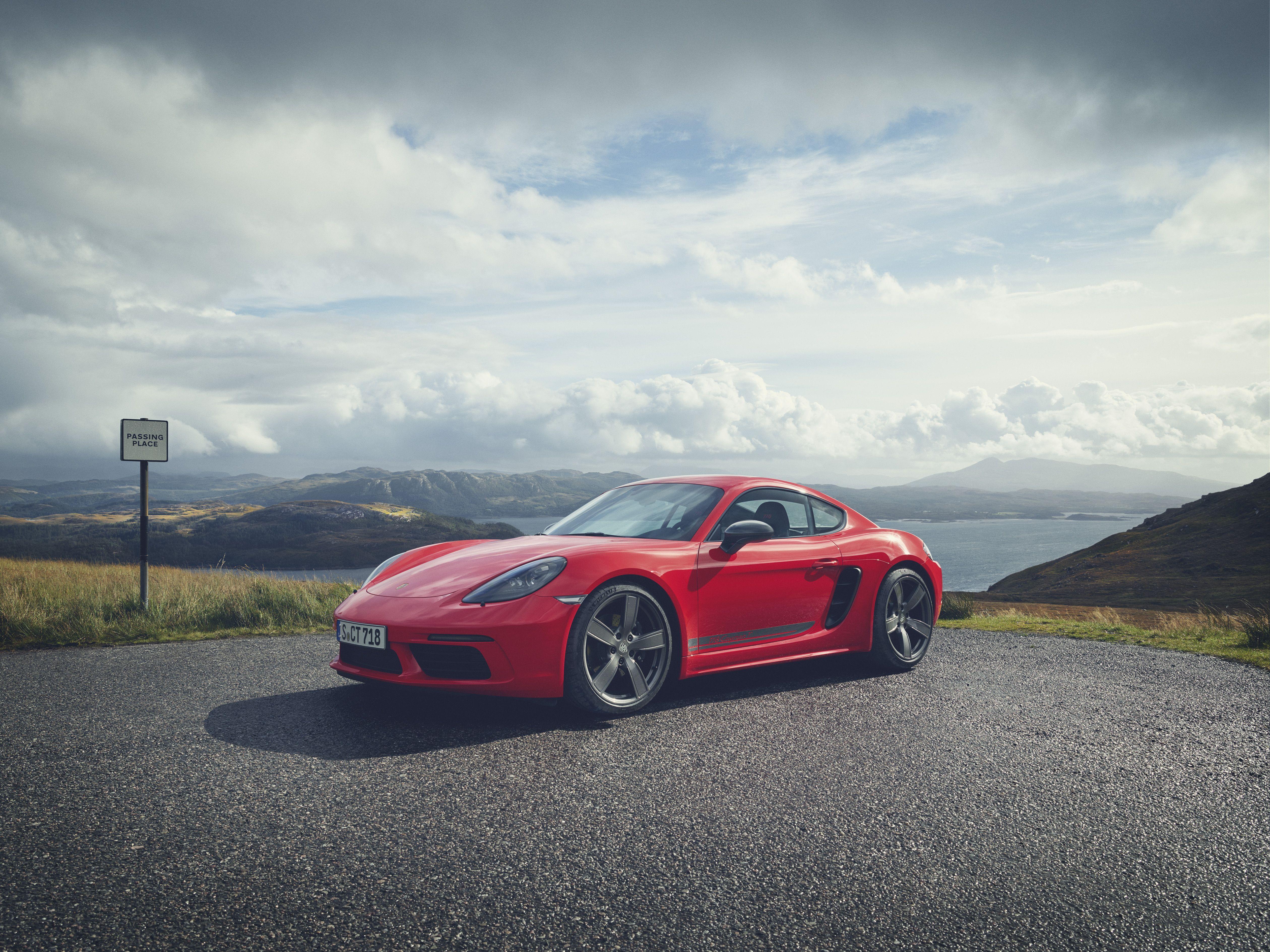 Porsche 718 Cayman Gts 4k Ultra Hd Wallpaper Background Image 5040x3781 Id 980264 Wallpaper Abyss