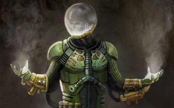 Comics Mysterio Marvel Comics HD Wallpaper   Background Image