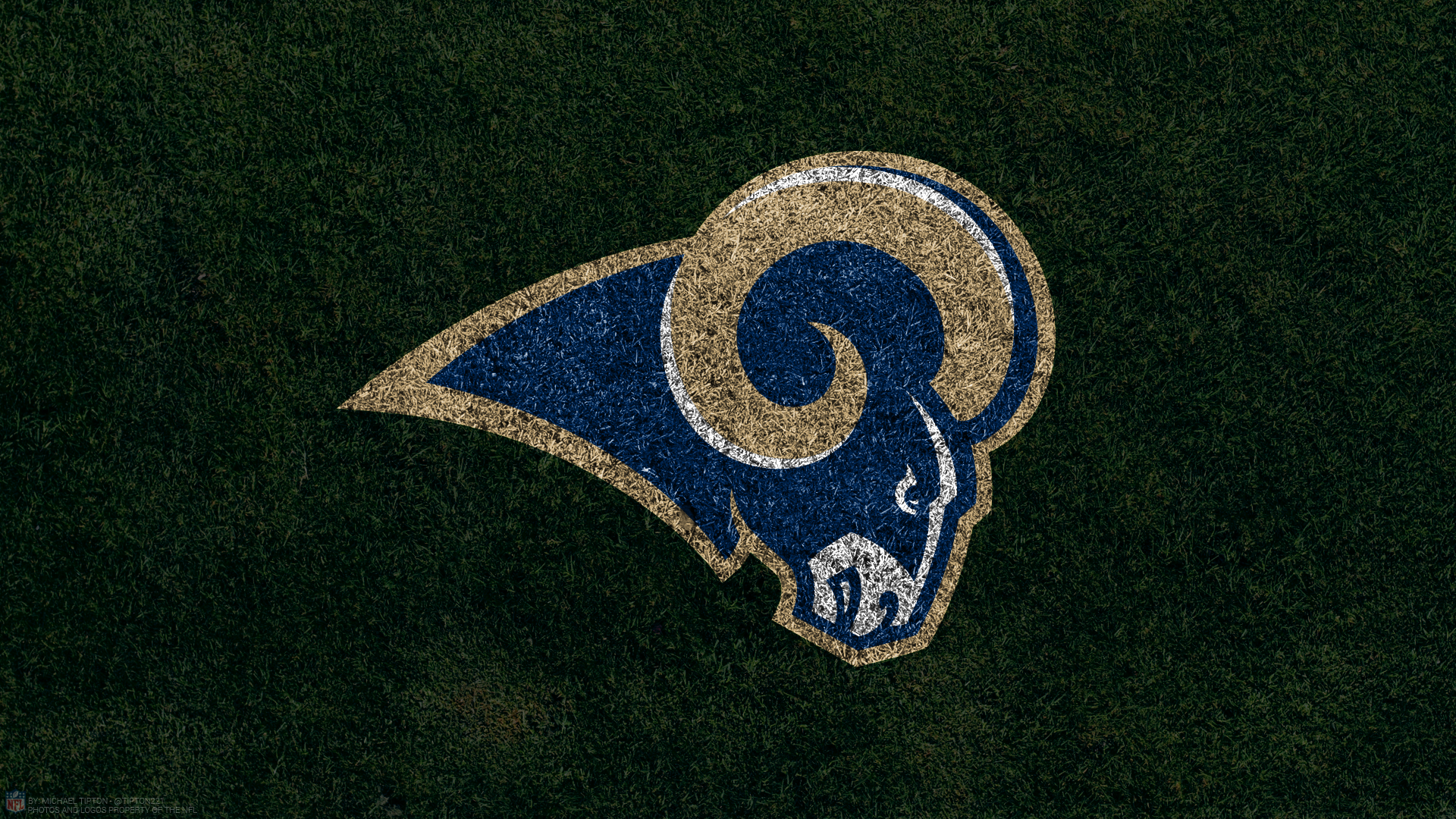 Los Angeles Rams HD Wallpaper | Background Image | 1920x1080 | ID:981934 - Wallpaper Abyss