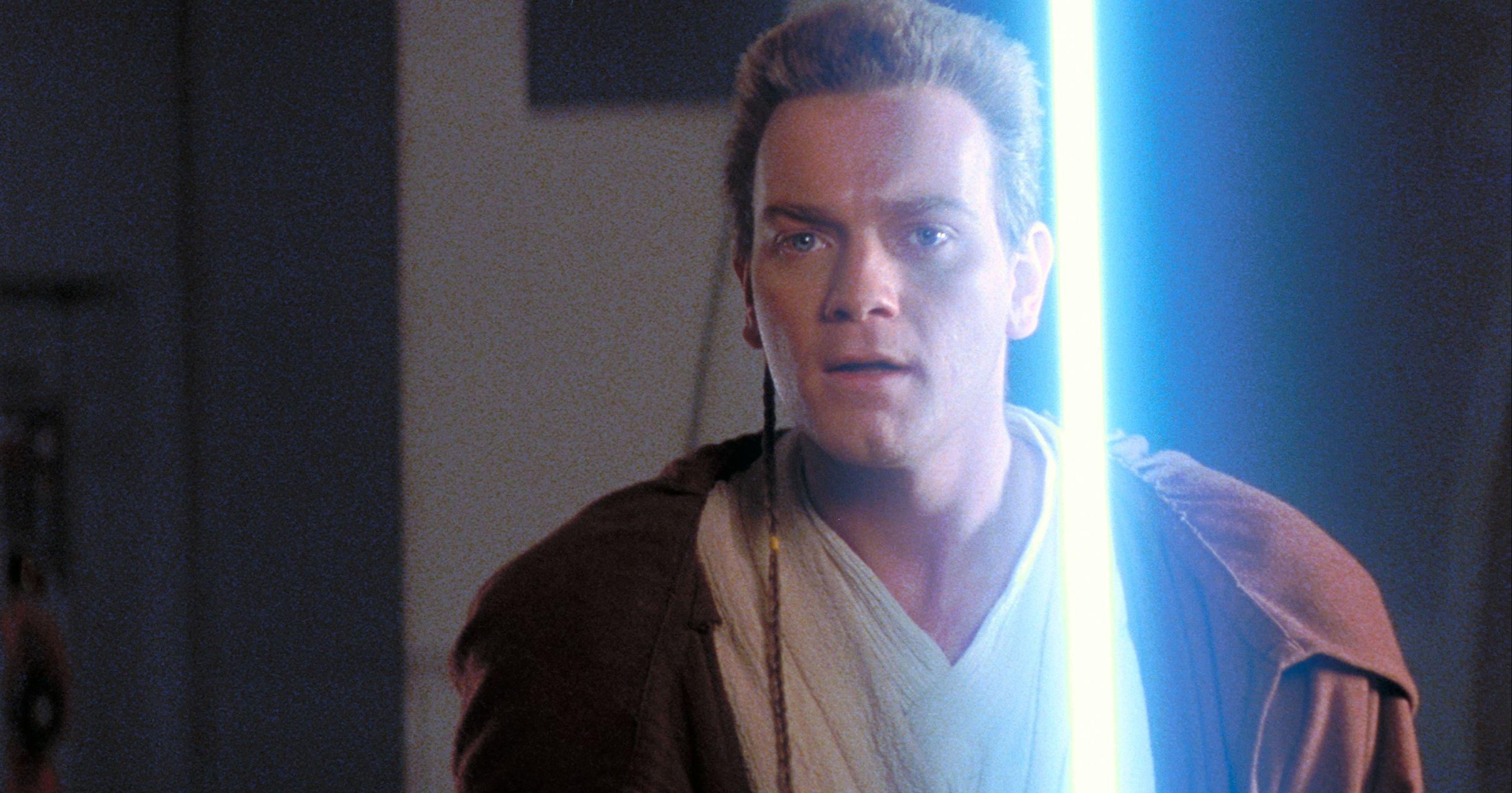 Star Wars Episode I The Phantom Menace Obi Wan Kenobi Hd