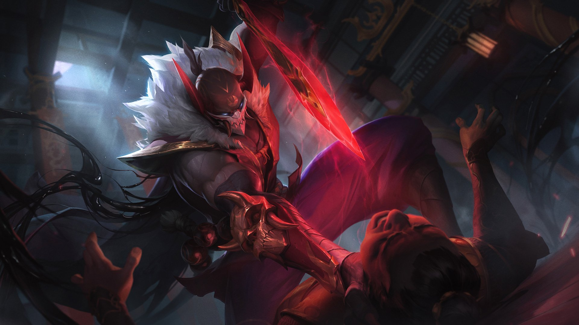 12 Pyke League Of Legends Hd Wallpapers Background