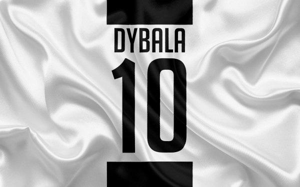 Sports Paulo Dybala Soccer Player Juventus F.C. HD Wallpaper | Background Image
