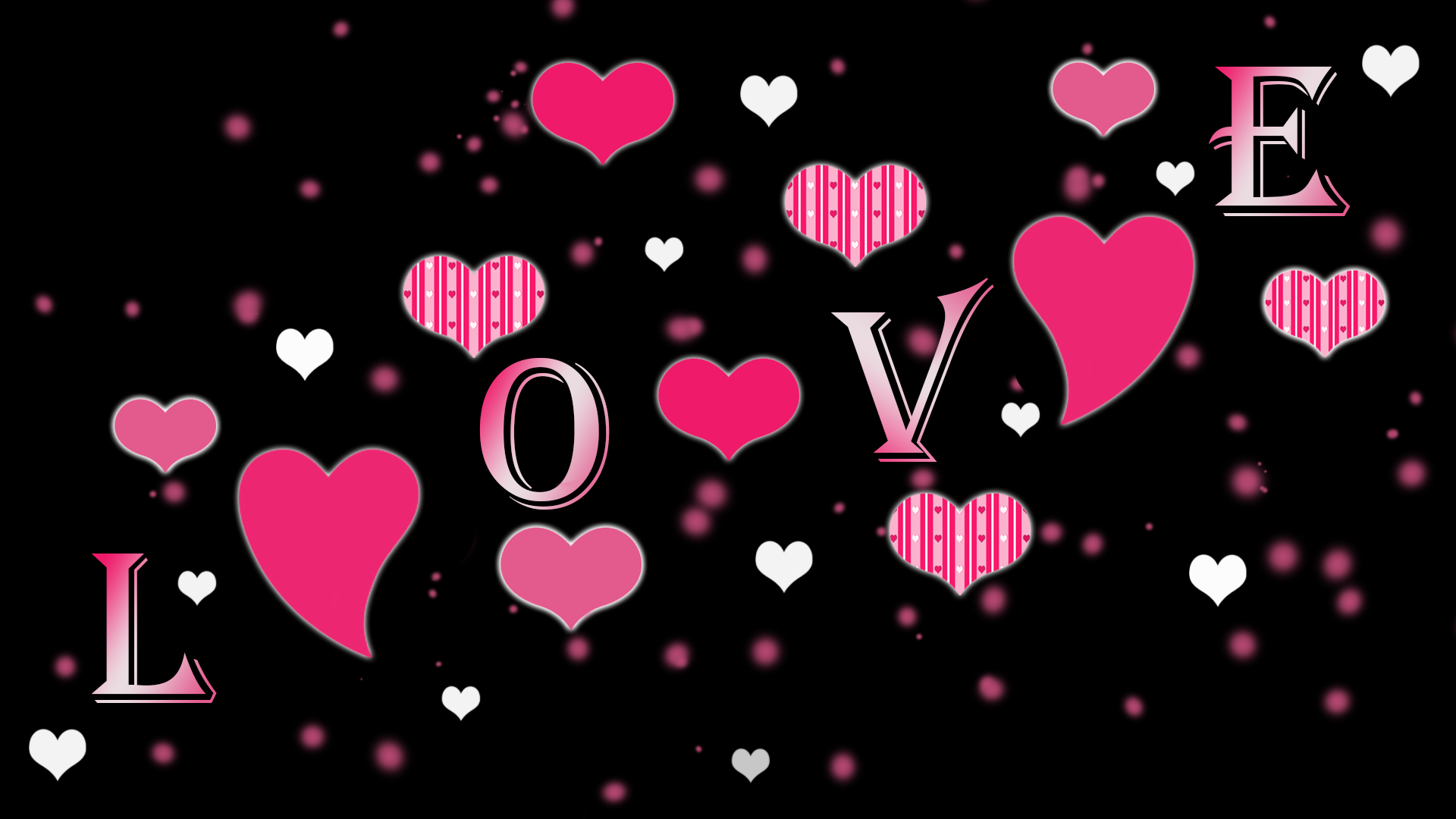 Love 3 Hd Wallpaper Background Image 1920x1080 Id 985501