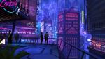 Preview Cyberpunk Art