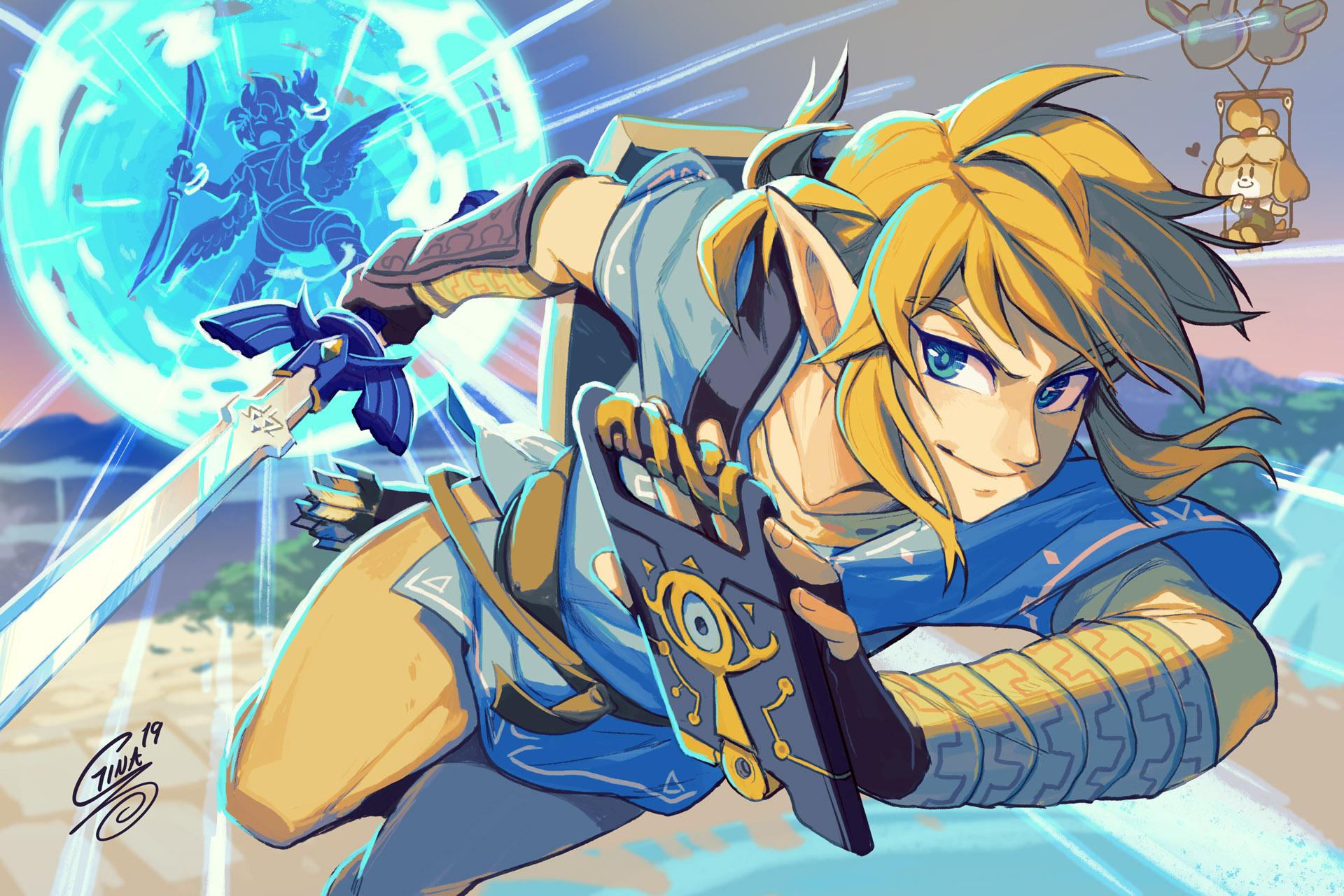 Super Smash Bros. Ultimate HD Wallpaper | Background Image ...