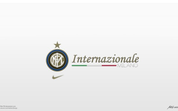Sports Inter Milan Soccer Club Logo Emblem Nike HD Wallpaper   Background Image
