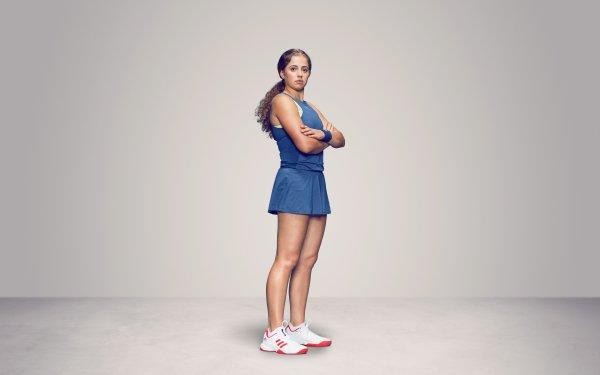 Sports Jeļena Ostapenko Tennis Latvian HD Wallpaper | Background Image