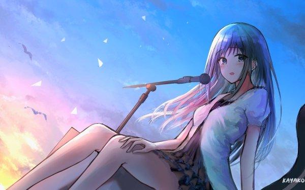 Anime Sword Art Online Alternative: Gun Gale Online Sword Art Online Elsa Kanzaki Pitohui HD Wallpaper   Background Image