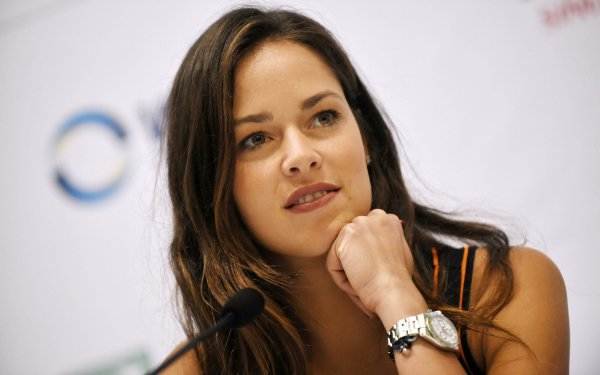Sports Ana Ivanovic Tennis Serbian HD Wallpaper | Background Image