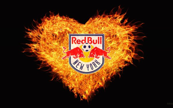 Sports New York Red Bulls Soccer Club Logo Emblem MLS HD Wallpaper   Background Image
