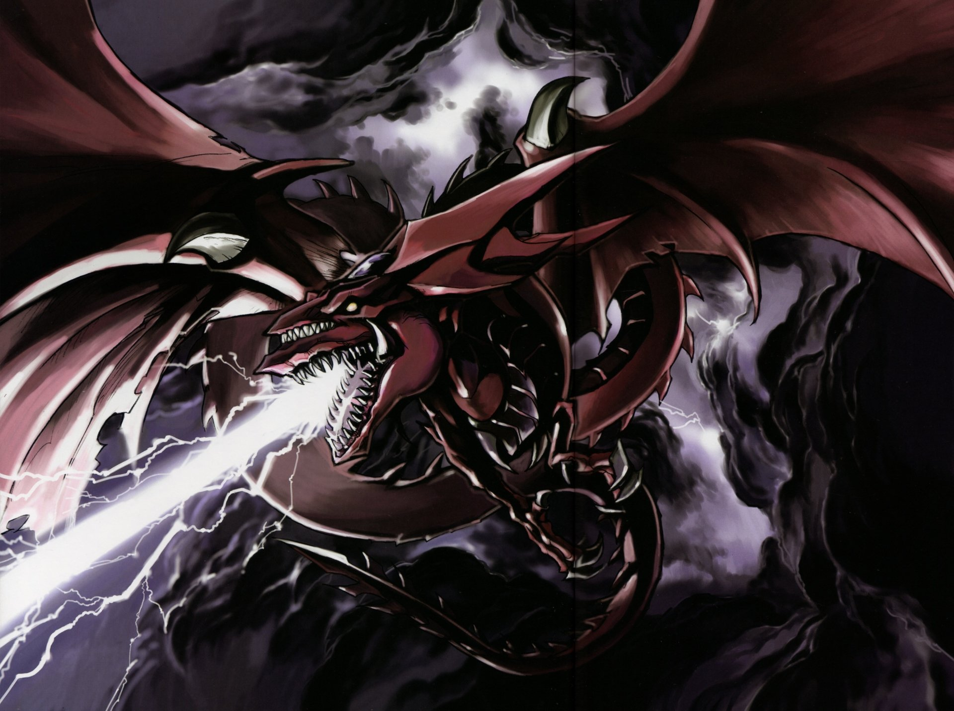 3 Slifer The Sky Dragon Fondos De Pantalla Hd Fondos De
