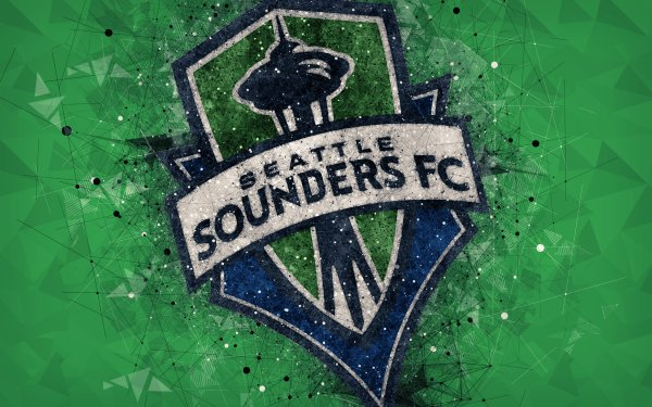 Sports Seattle Sounders FC Soccer Club MLS Logo Emblem HD Wallpaper   Background Image