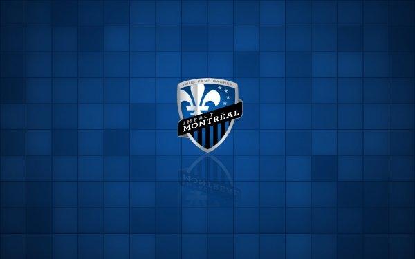 Sports CF Montréal Soccer Club MLS Logo Emblem HD Wallpaper   Background Image