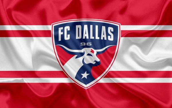 Sports FC Dallas Soccer Club MLS Logo Emblem HD Wallpaper   Background Image