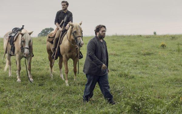 TV Show The Walking Dead Dan Fogler Luke Callan McAuliffe Alden HD Wallpaper | Background Image