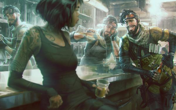 Video Game Apex Legends Mirage HD Wallpaper | Background Image