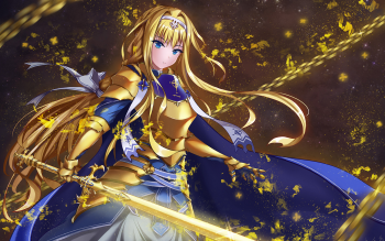 400 Sword Art Online Alicization Hd Wallpapers Background Images Wallpaper Abyss
