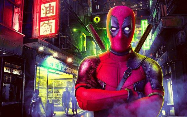 Film Deadpool 2 Wade Wilson Fond d'écran HD | Image