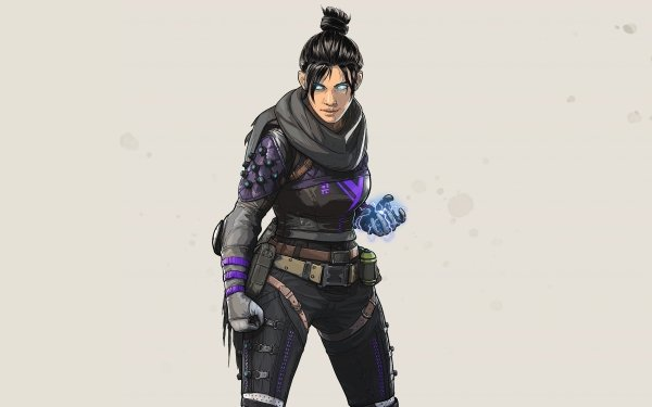 Video Game Apex Legends Wraith HD Wallpaper | Background Image