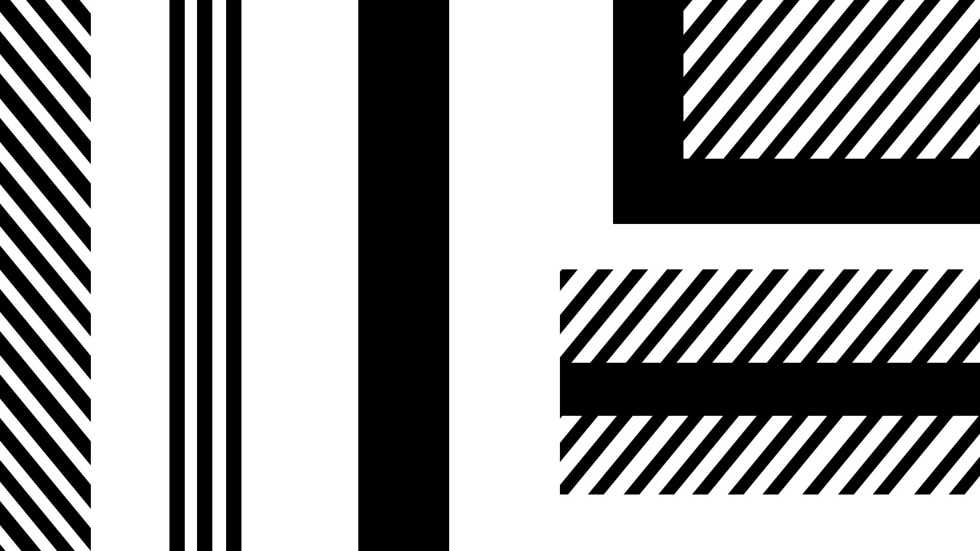 Black Stripes Papel De Parede Hd Plano De Fundo 1920x1080 Id