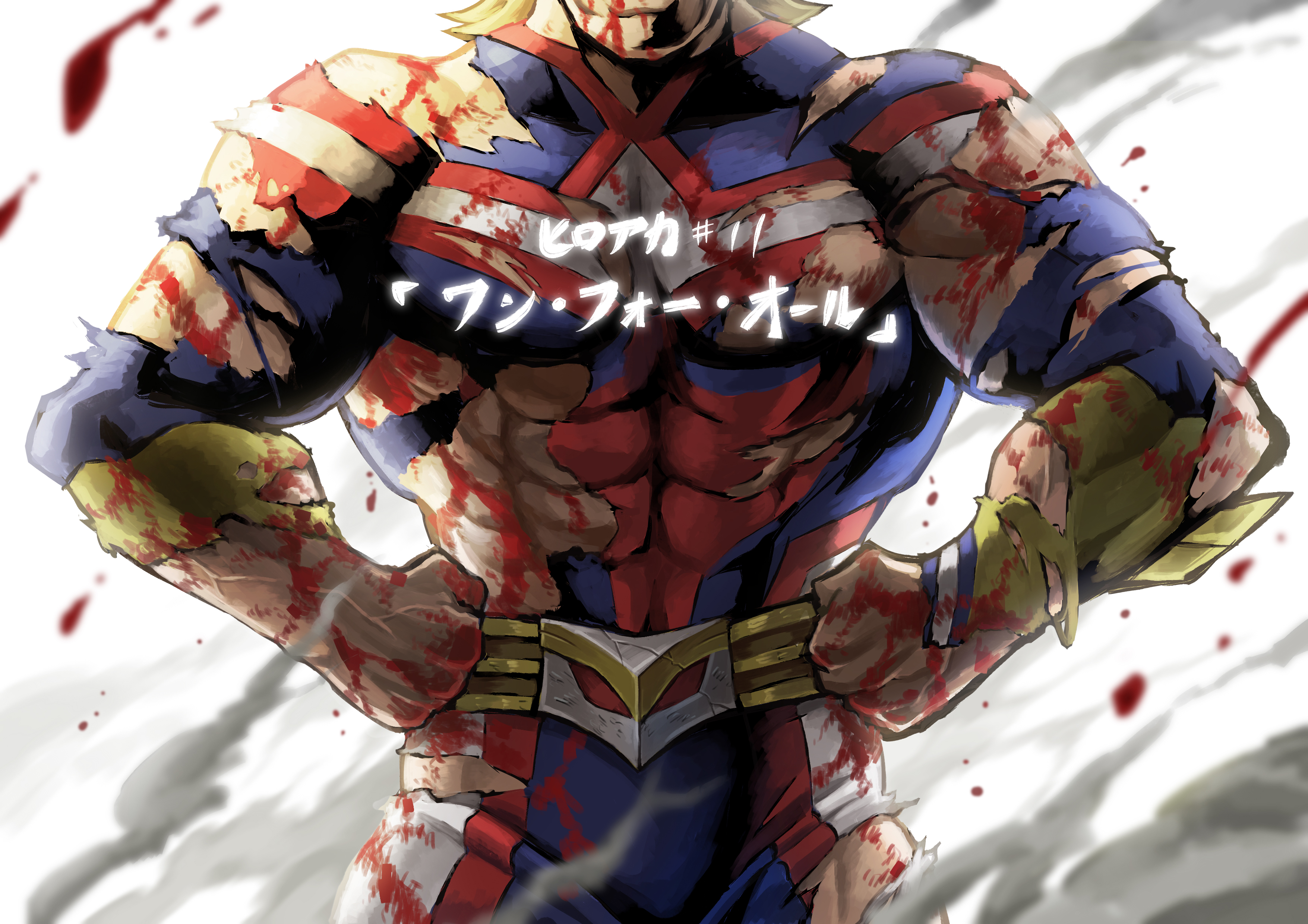 All might HD Wallpaper   Background Image   3510x2480   ID ...