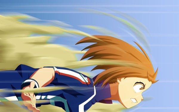Anime My Hero Academia Ochaco Uraraka HD Wallpaper | Background Image