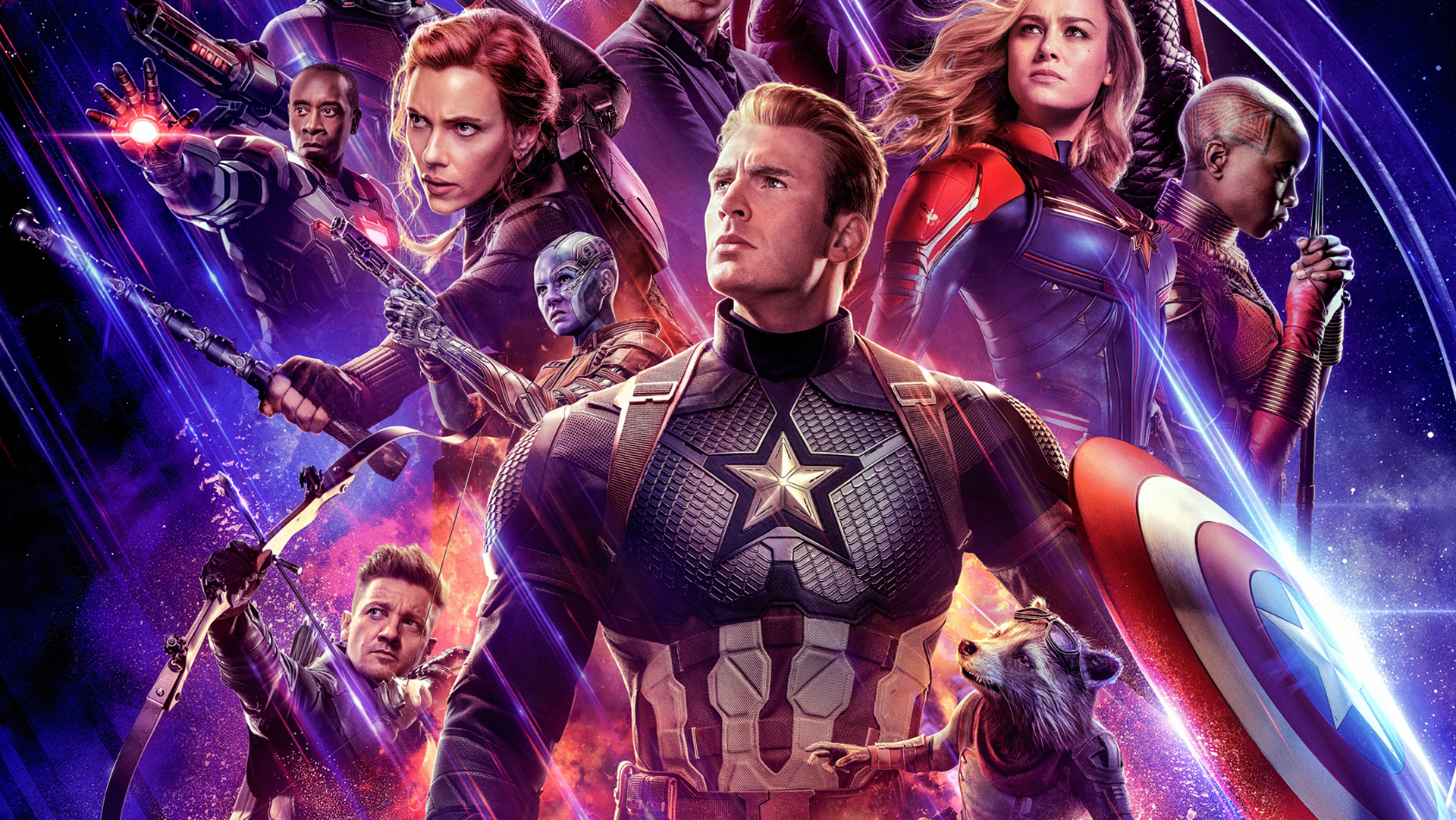 Avengers Endgame Hd Wallpaper Background Image 1920x1081 Id 998470 Wallpaper Abyss