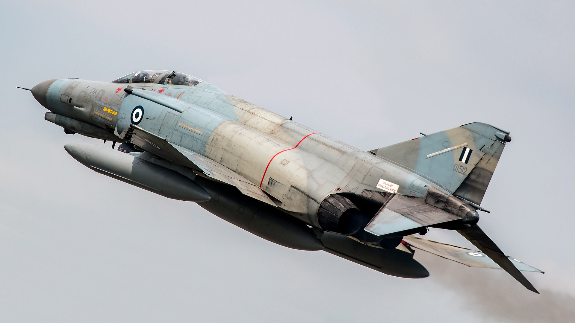 Обои phantom ii, истребитель. Авиация foto 14