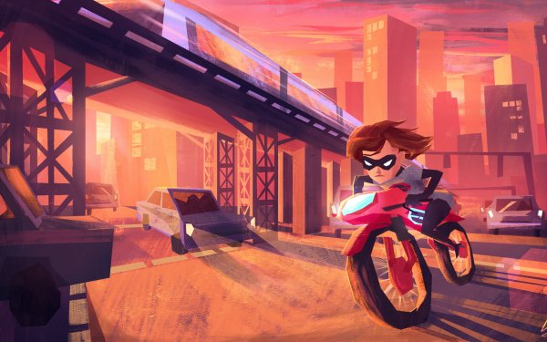 Movie Incredibles 2 Elastigirl HD Wallpaper | Background Image
