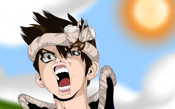 Anime Dr. Stone Chrome HD Wallpaper   Background Image